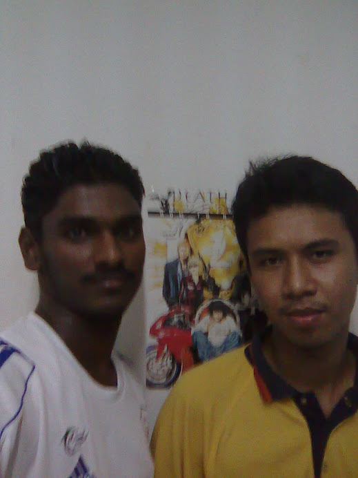 Afzan and Prakash