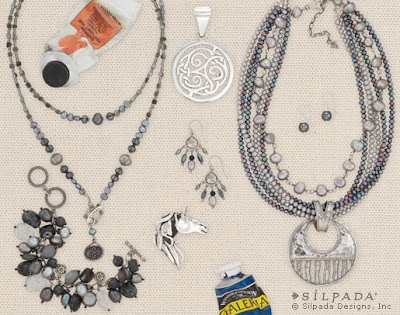 how to clean my silpada jewelry