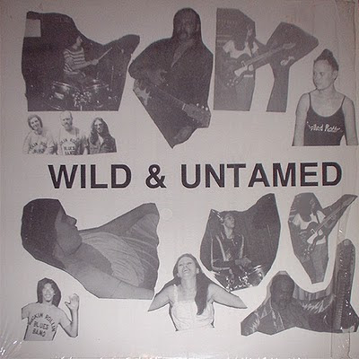 Rockin' Rollin' Blues Band - Wild & Untamed (1973)