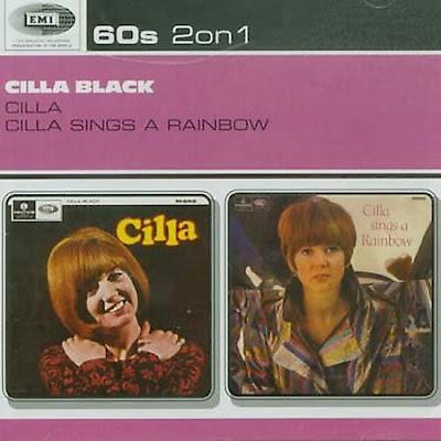 Cilla Black - Cilla & Cilla Sings a Rainbow (1965/66)
