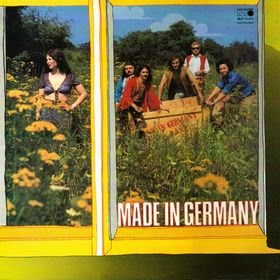Made In Germany - Made In Germany (1971)
