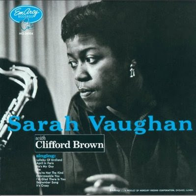 Sarah Vaughan - Sarah Vaughan with Clifford Brown (1955)