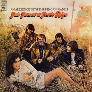 Cover Album of Gale Garnett and The Gentle Reign - An Audience with the King of Wands (1968)