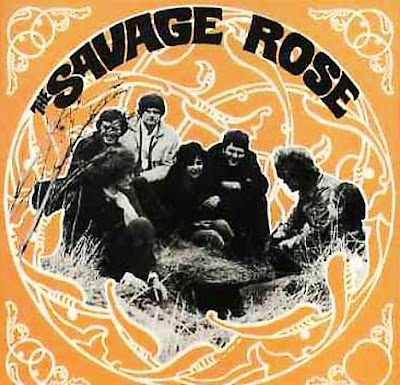 Cover Album of The Savage Rose - The Savage Rose (1968)