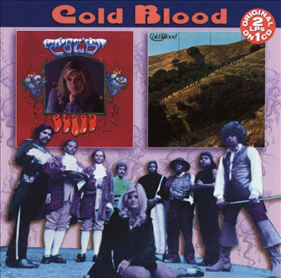 Cold Blood - Cold Blood (1969) / Sisyphus (1971)