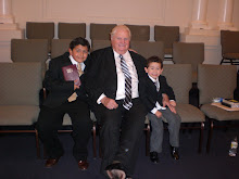 Elder Price with Josiah & Jared