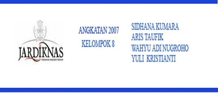JARDIKNAS ANGKATAN 2007