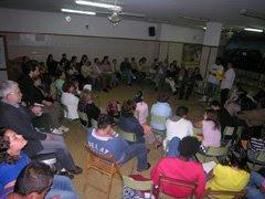 Plenario Jornadas Comunitarias. 2007