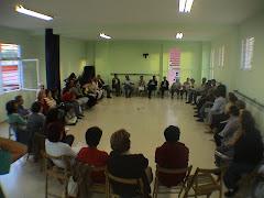 Reunión de un Ecuentro Comunitario