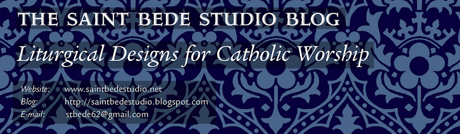 The Saint Bede Studio Blog