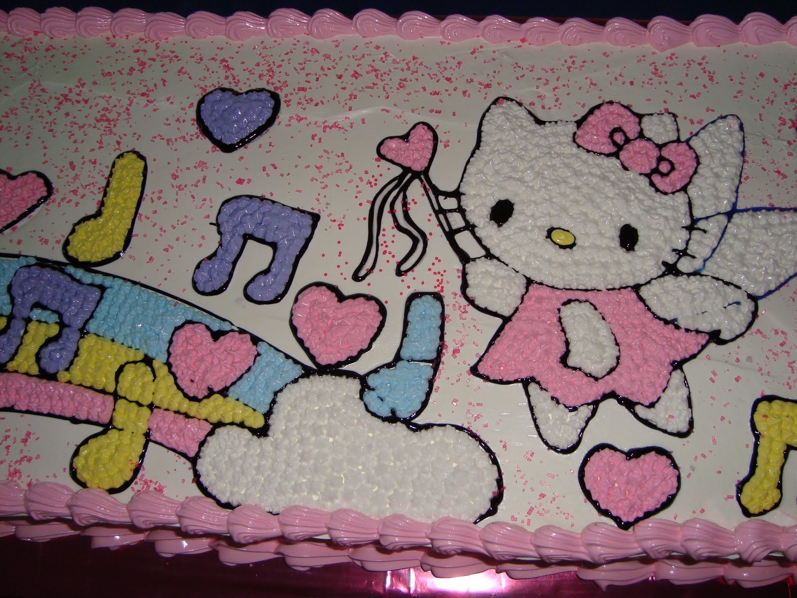 BLOG DE FIESTAS Baby Shower Hello Kitty