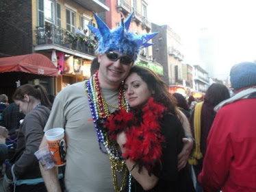 Mardi Gras February 2010