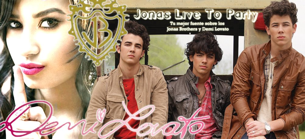 Jonas Live To Party  [JLTP]
