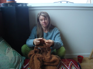 marlie knitting