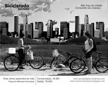 Bicicletada Joinville