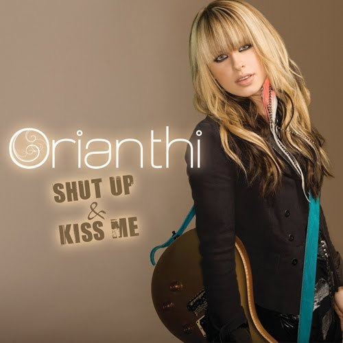 Official Pictures Orianthi+-+Shut+Up+And+Kiss+Me