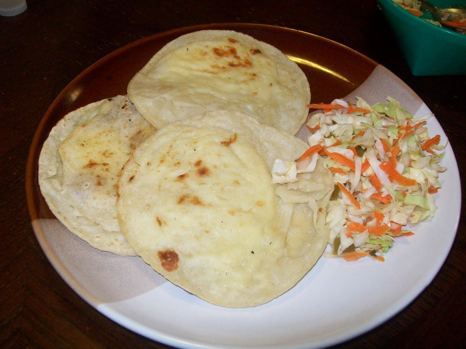 Patysfavorites: Bean and Cheese gorditas - Gorditas de Frijol y Queso