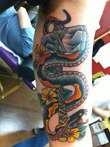Tomahawk Tattoo Designs