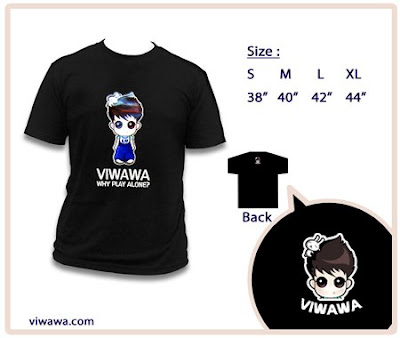 Viwawa Male T-Shirt