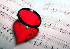 """""""La música es amor en busca de palabras""""."""
