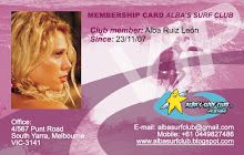 Alba's Surf Club - VIP Members