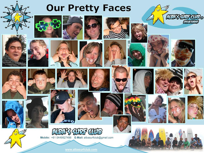 Our Pretty Faces