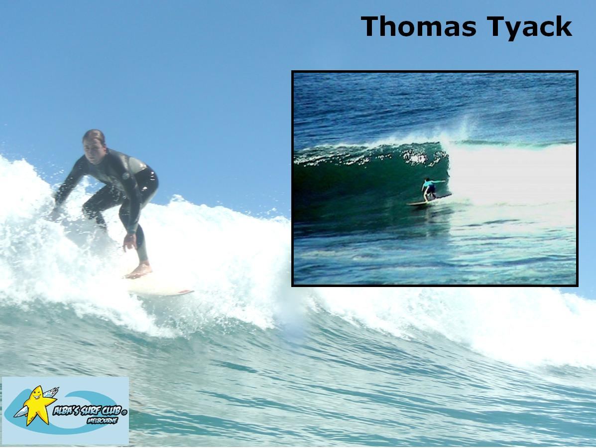 Thomas Tyack (Tom)_Australian