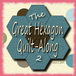 Great Hexagon Quilt-Along 2