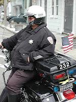 policial gordo