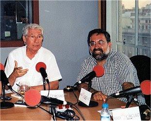 Alejandro Aura y yo