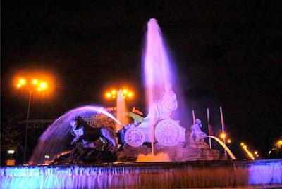 La noche en blanco en Madrid
