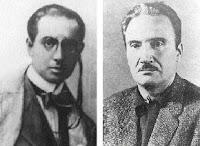 Abraham Valdelomar y José María Arguedas