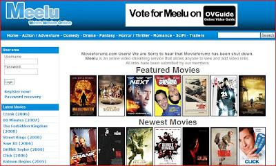 meelu, film online