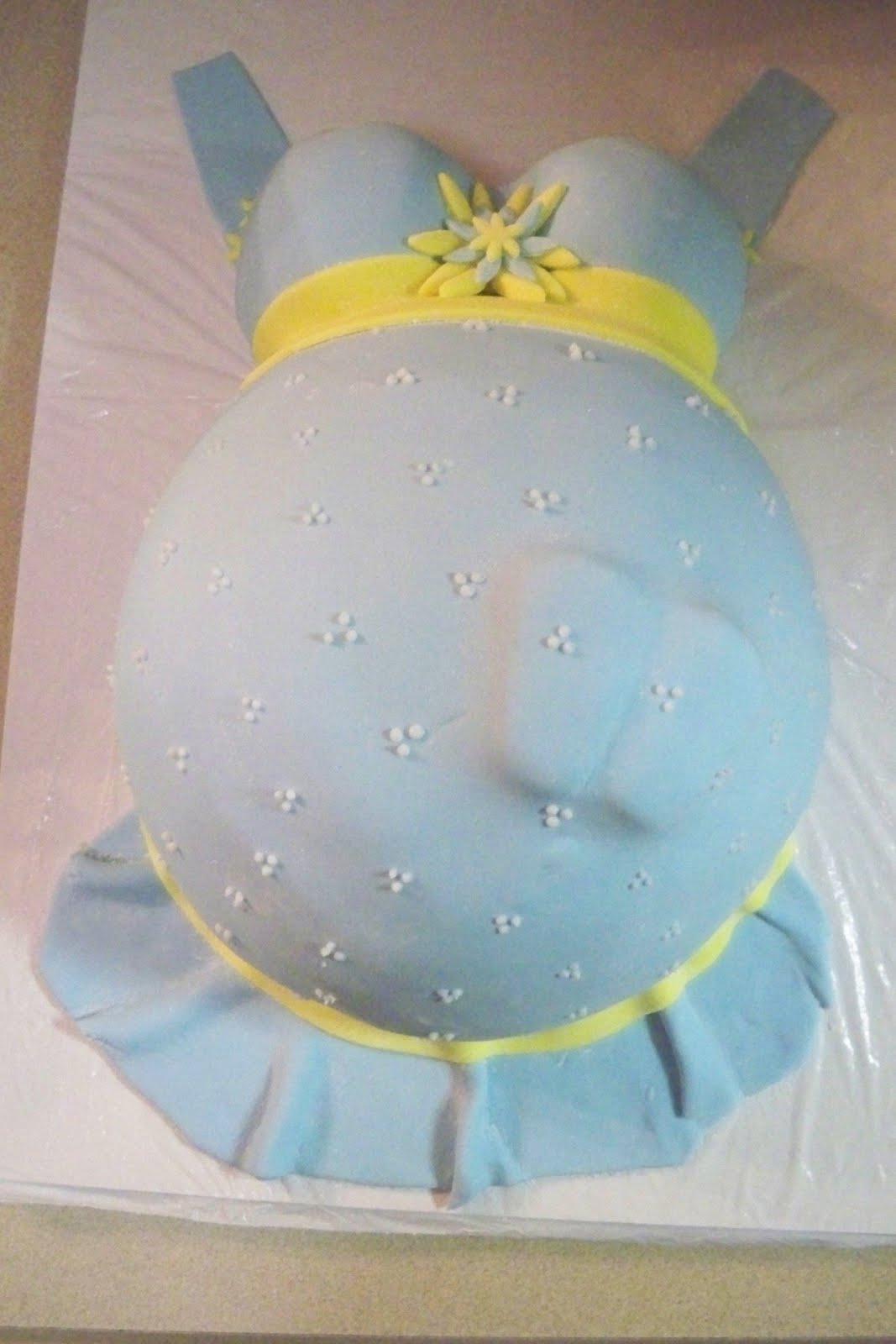 grace of cakes baby boy baby shower cake