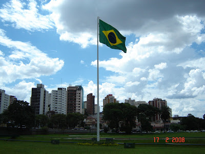 Bandeira do Brasil - free picture by Emilio Pechini