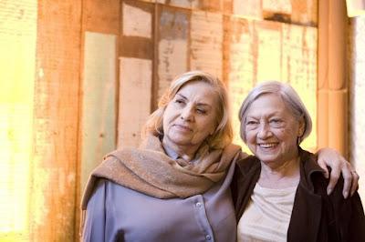 Berta Zemmel e Jacqueline Laurence - Divulgação BAND
