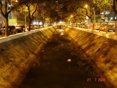 Canal 4 - Santos - SP - Foto de Emilio Pechini