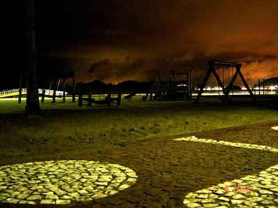 Playground à beira mar - Foto de EMILIO PECHINI em 07/08/2008