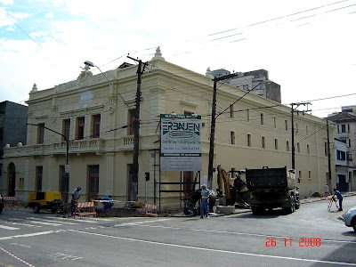 Teatro Guarani - foto de Emilio Pechini