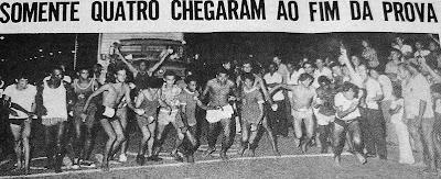 Jornal Cidade de Santos, janeiro de 1973