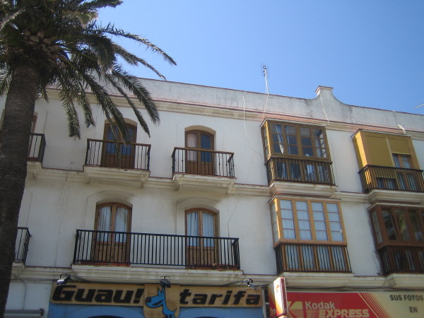 Тарифа испания жилье