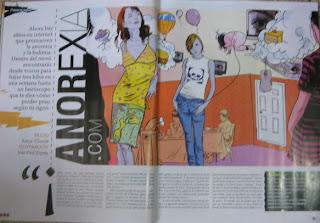 La anorexia: tips y consejos para ser la más flaca de tu salón