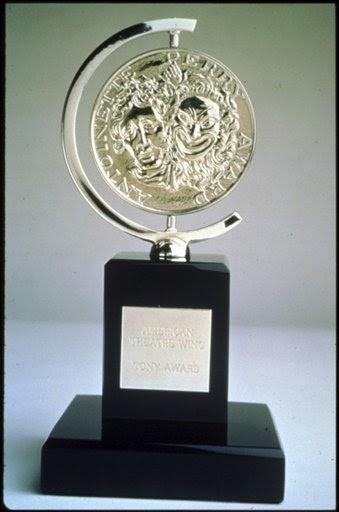 JK's TheatreScene: Tony Awards