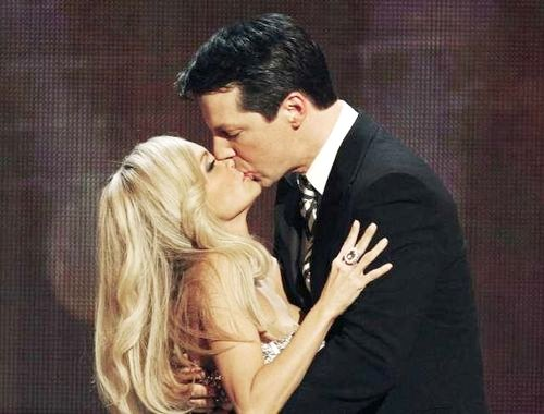 00033182 Best Chemistry: Kristin Chenoweth and Sean Hayes in Promises, Promises