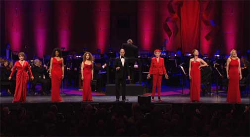 DVD REVIEW: Sondheim! The Birthday Concert