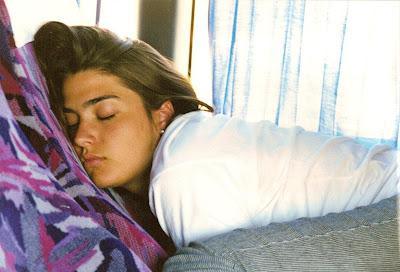 Mayra durmiente