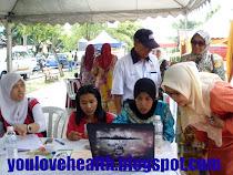 Pemeriksaan kesihatan percuma @ 20hb Jun 2009