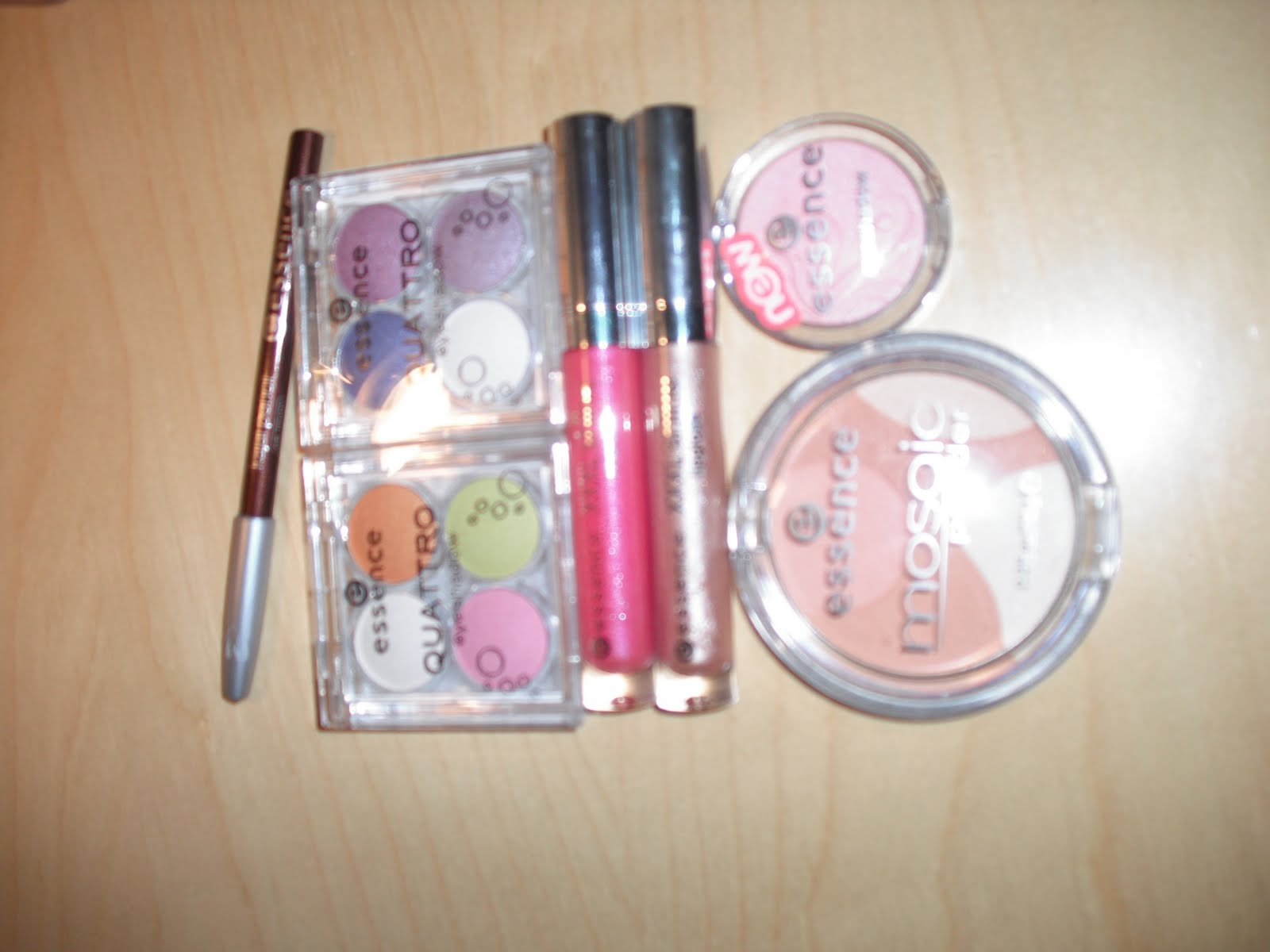 Essence Cosmetics Haul Spring 2014 Collection - YouTube