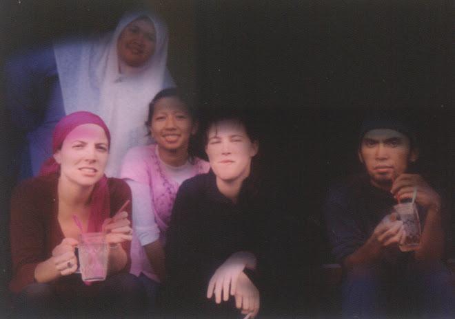 L'équipe à Yogyakarta. Mission 2005/2006