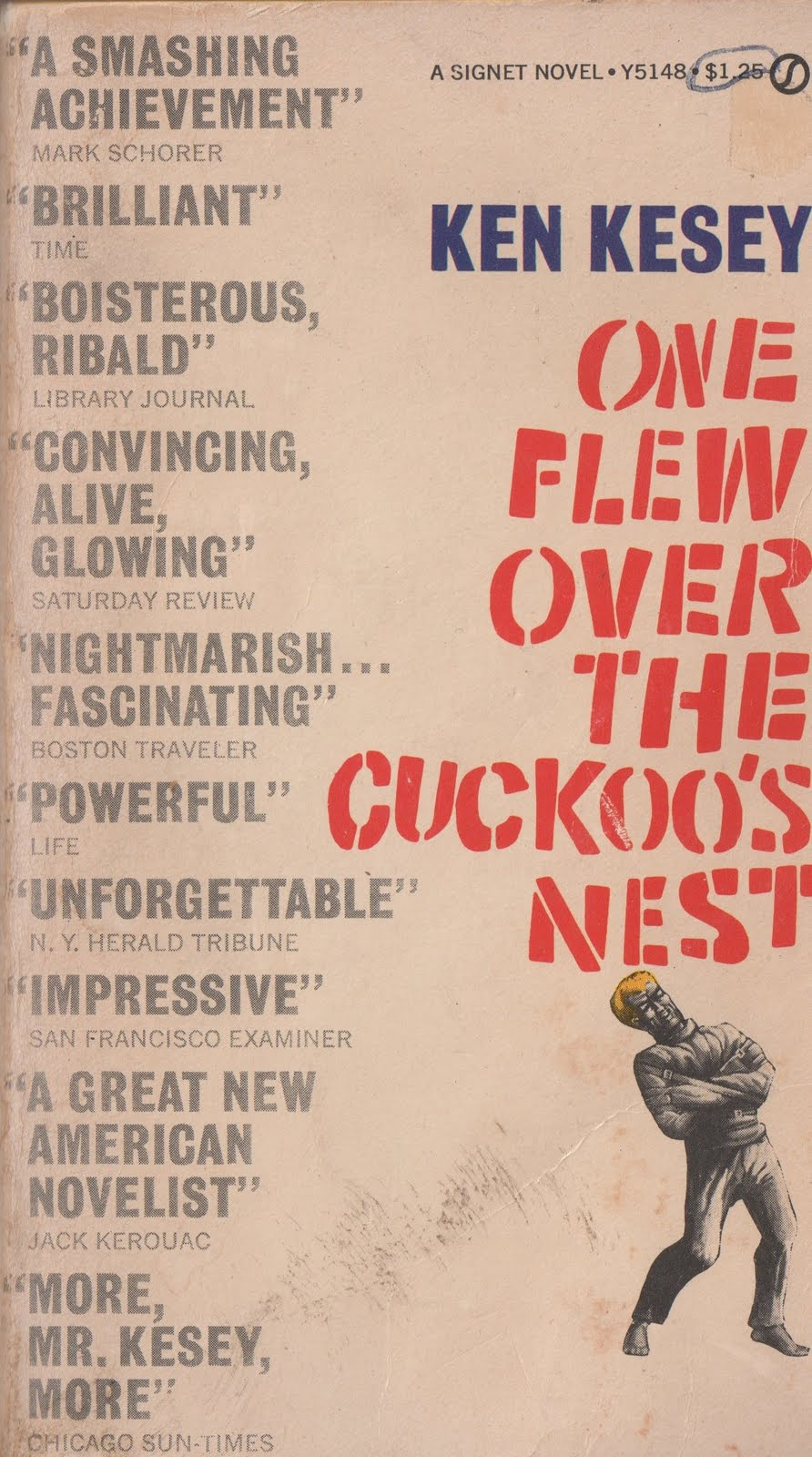 One Flew Over Cuckoo's Nest